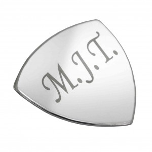 Silver Plated Plectrum