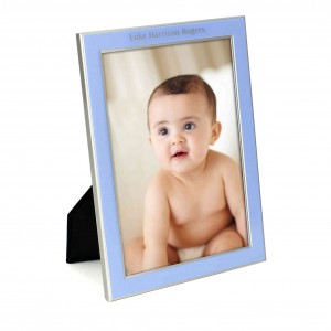 Blue 5x7 Photo Frame