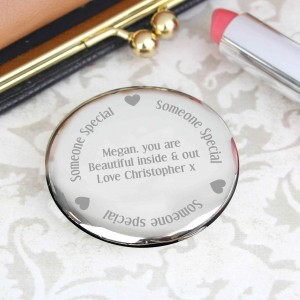 Someone Special Compact Mirror