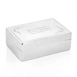 Swirl Jewellery Box