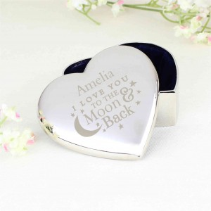 To the Moon and Back... Heart Trinket