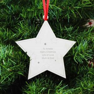 Any Message Star Tree Decoration