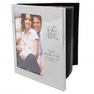 ABC Photo Frame Album 6x4