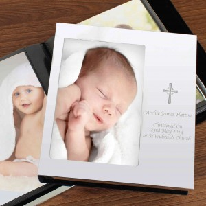 Cross Photo Frame Album 6x4