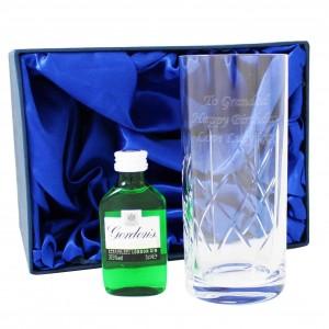 Crystal & Gin Gift Set