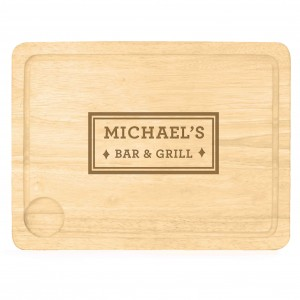 Bar & Grill Carving Board