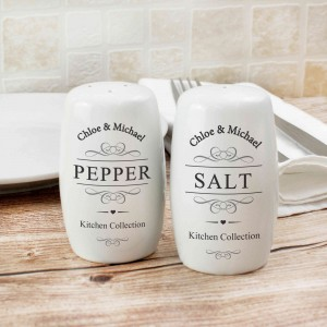 Salt and Pepper Pots