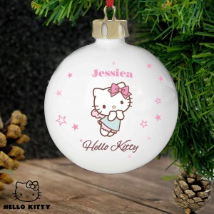 Hello Kitty Fairy Bauble