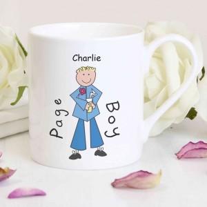 Pageboy Character Mug