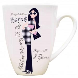 Fabulous Mummy To Be Latte Mug