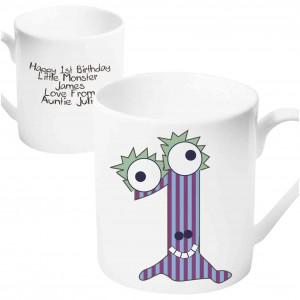 Monster Age Mug - Age 1
