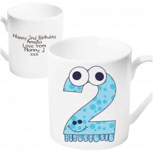 Monster Age Mug - Age 2