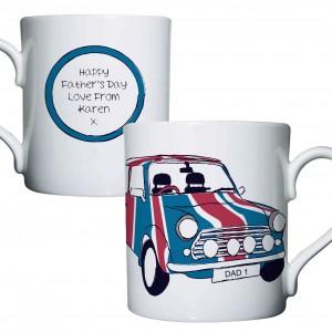 Mini Union Jack Mug