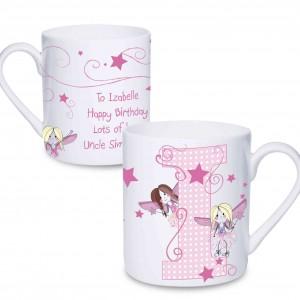 Fairy Letter Mug