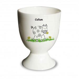 Moo Egg Cup