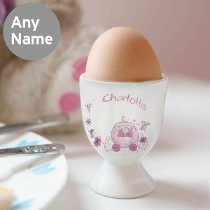 Pumpkin Fairy Egg Cup