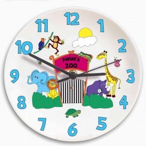 Zoo Clock