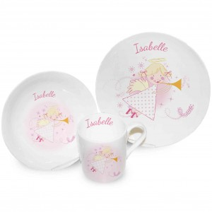 Angel Breakfast Set