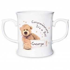 Teddy Loving Mug
