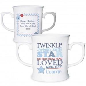 Twinkle Boys Loving Mug