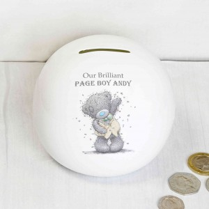Me To You Male Wedding Money Box