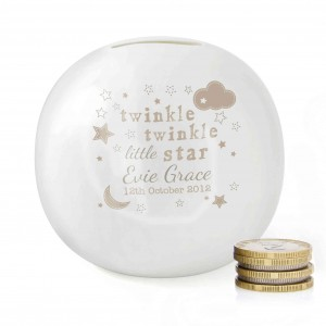 Twinkle Twinkle Money Box