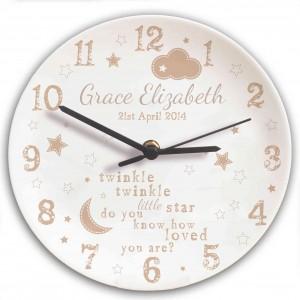 Twinkle Twinkle Clock
