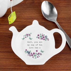Forget Me Not Tea Bag Rest