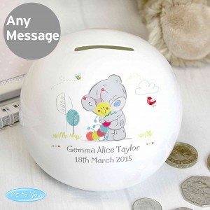 Tiny Tatty Teddy Cuddle Bug Money Box