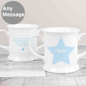 Stitch & Dot Boys Loving Mug