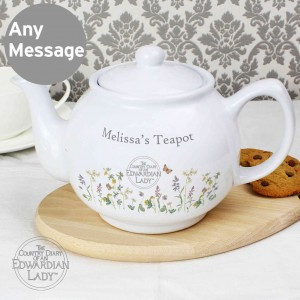 Country Diary Wild Flowers Teapot