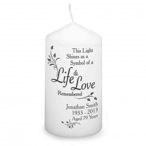 Life & Love Candle