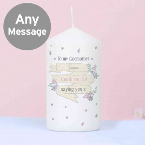 Garden Bloom Candle