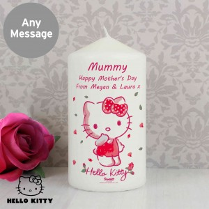 Hello Kitty Cherry Bloom Candle