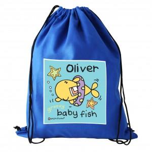 Bang On The Door Baby Fish Boys Swim bag