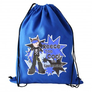 Boys Too Cool Swim Bag