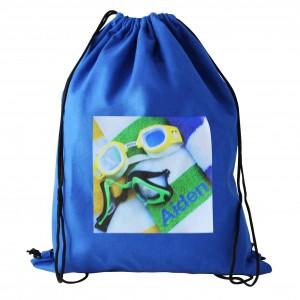 Swimming Goggles Blue Swim Bag