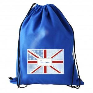 Patchwork Union Jack Swimbag