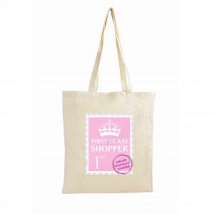1st Class Cotton Bag
