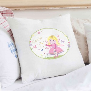 Garden Fairy Cushion Cover