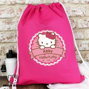 Hello Kitty Floral Kit Bag