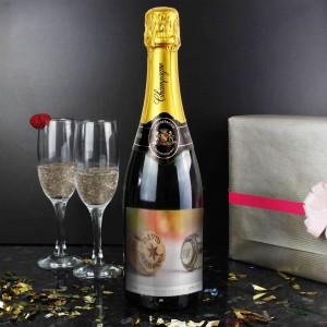 Champagne Cork Champagne Bottle