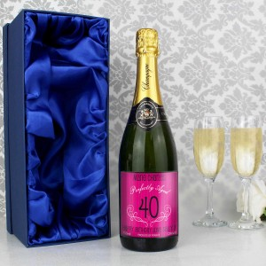 Age Champagne Pink with gift box