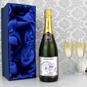 A Perfect Love Champagne with Gift Box