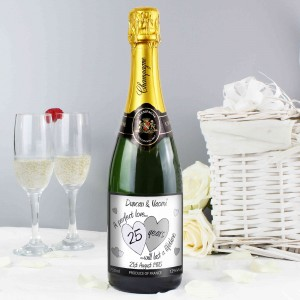 A Perfect Love Silver Champagne
