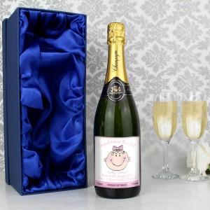 Baby Face Pink Champagne with Gift Box