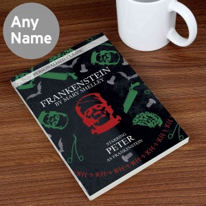 Frankenstein Novel - 6 Characters