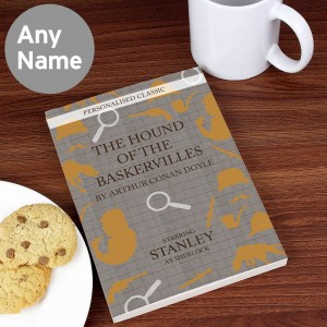 Hound of the Baskervilles Novel - 6 Characters