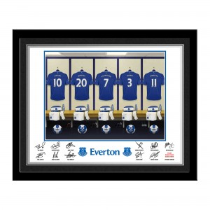 Everton Dressing Room Frame