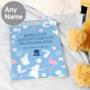 Alice in Wonderland Novel - 1 Character